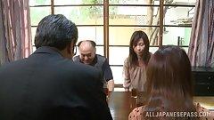 Mika Matsushita and Sayoko Kuroki naughty hardcore friends