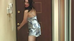 Russian MILF Judith has lez fun with her friend