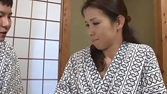 Yuuko Kuremachi hot mature Asian doll in hot position 69