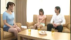 japanese wife cheating with step son 3