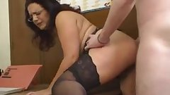 A nice mature wife