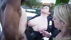 Cop fucks mom and daughter and police woman bbc gangbang We are the Law