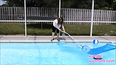 POOL CLEANER TEASER