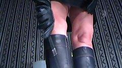 milf hot feet