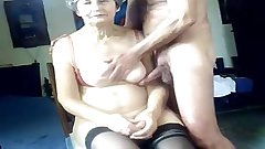 Mature moms and grannies homemade