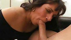 Mature latin woman anal fucking