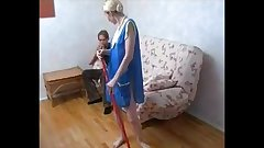 Natalya - Skinny Russian Mom - Compil