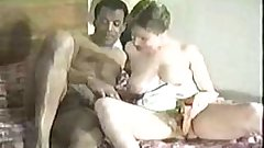 White wife with black man -  Amateur Interracial Homemade