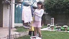 Miki Sato jap mom