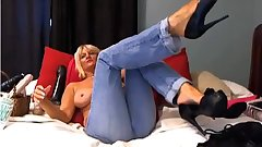 Webcam Tits Jeans and Heels