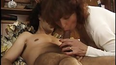 French mature couple #1