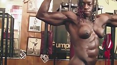 Black Mature Muscled Women
