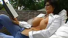 Loud and lusty oriental mother i'_d like to fuck