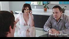 Kinky Aunt Fucks Step-Nephew - FamLust.com