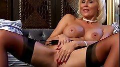 Sexy Stocking Strip Tease JOI... IT4