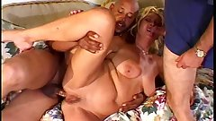 Anal Granny Anastasia Cuckolds Him With Old Man And BBC