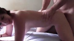 Amateur Wife Loves A Very Hard Fuck And Swallow !