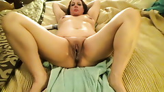 Slut Ann orgasms from the power of bareback BBC