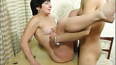 Russian Mature and Boy Part 6