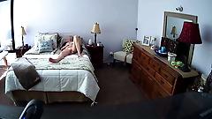 Hidden Masturbation Wand