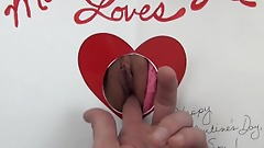 Step Mom's Homemade Valentine