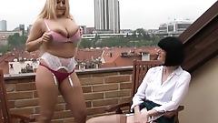 Lesbian lingerie sluts