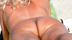 Mature Sexy Blonde Nudist Milf Beach Voyeur SpyCam Hd Vid