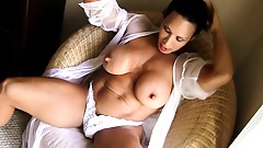 Big Titty Nipple Mature with Small Cock