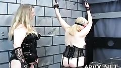 Bbw playgirl severe stimulation in complete thraldom scenes