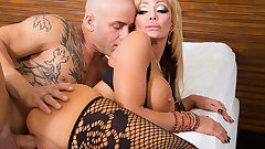 Houston & Derrick Pierce in Seduced by a Cougar