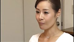 Japanese Mother Fucks Taboo Cock