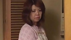 Busty slut fucks in free Japanese porn